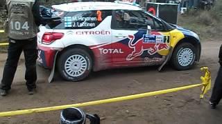 Rally Argentina 2012 ! Largada San agustin