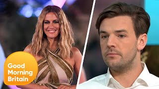 Love Island Winner Nathan Massey Reacts to the Death of Caroline Flack | Good Morning Britain