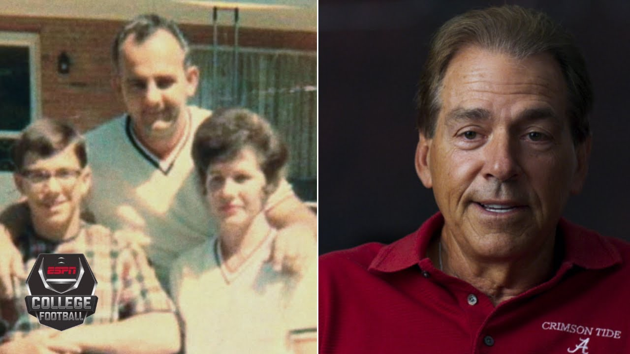 Nick Saban's journey chronicled from a local gas station to Alabama | College Football on ESPN