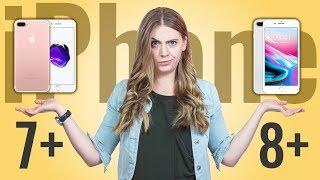 iPhone 8 Plus VS iPhone 7 Plus: А РАЗНИЦА В ЧЕМ?