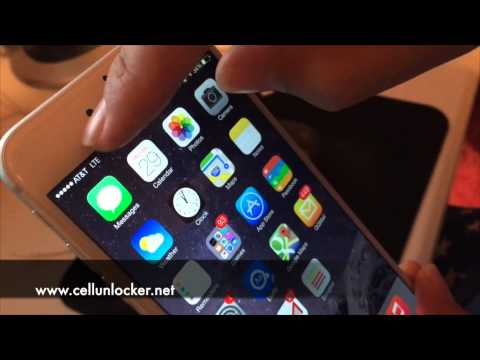 Unlock AT&T iPhone 6 and iPhone 6 Plus to work on T-Mobile and other Networks