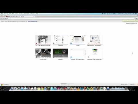How to remove Google Chrome toolbars (Mac and Windows)