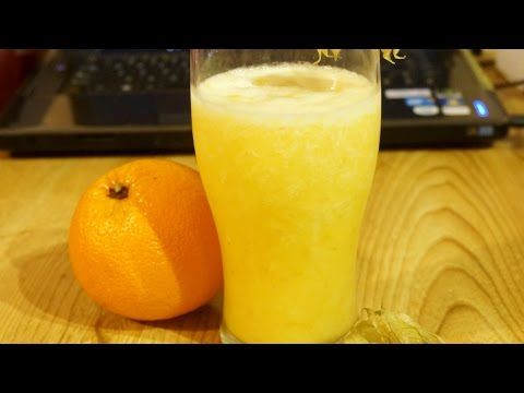 Make a Physalis Beauty Drink - DIY Food & Drinks - Guidecentral