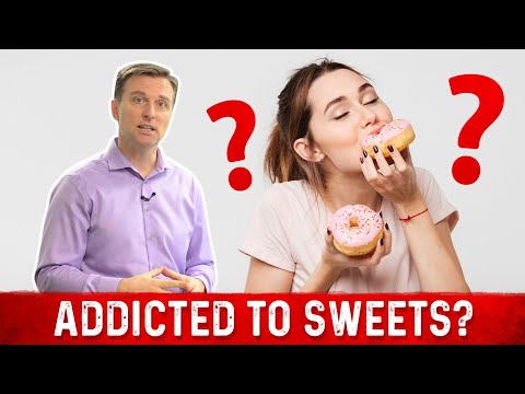 Are You Addicted to Sweets or Just a Love Them?
