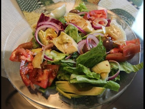 Perfect Garden Salad Recipe