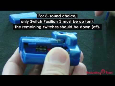 Bedwetting Store - How to Play All 8 Tones in Malem Alarms