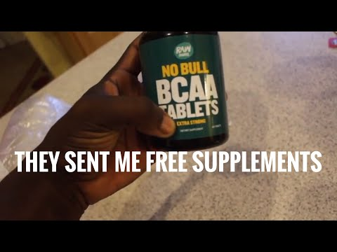 FREE SUPPLEMENTS!!! | Squat Everyday is Making my Life Better
