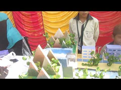 WORKING MODEL OF HYDRO POWER PLANT BY   MUSAB AND AFFAN