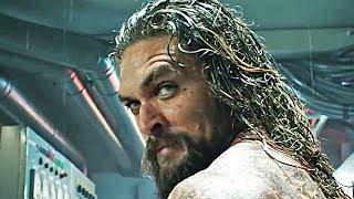 Aquaman | official trailer #2 (2018) 『アクアマン』