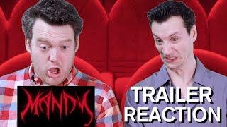 Mandy - Trailer Reaction