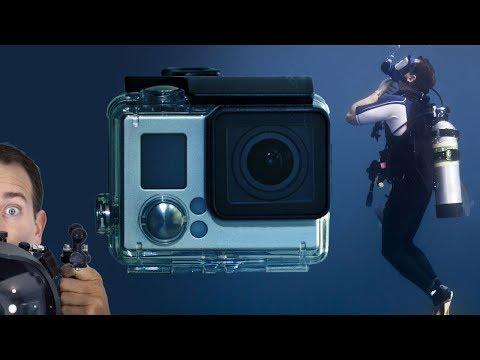 Best GoPro Settings For Scuba Diving Video