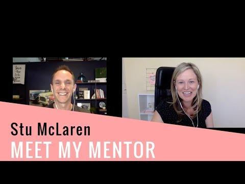 My Business Mentor, Stu McLaren
