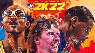 NBA 2K22 All Cutscenes (Game Movie) PS5 MyCareer 1440p 60FPS Ultra HD