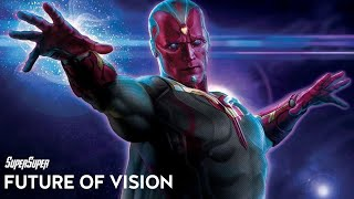Download Vision Future in Marvel Cinematic Universe   SuperSuper Video