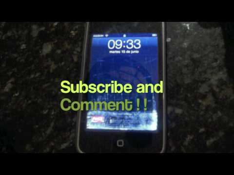 How to: Exit of safe mode on ipod touch/iPhone