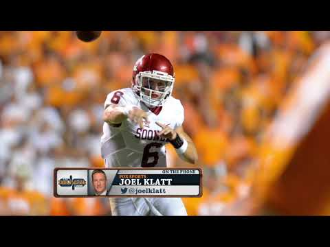 FOX Sports' Joel Klatt on Baker Mayfield's Rise & NFL Adopting College Concepts | Dan Patrick Show
