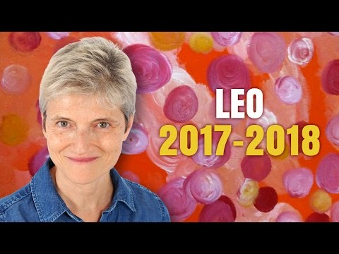 LEO 2017 - 2018 ASTROLOGY | You're unstoppable this year!