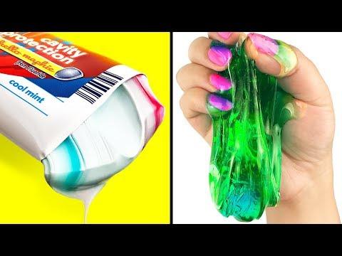 1 INGREDIENT SLIME 💦 Testing NEW RECIPES - No Borax, No Glue, EASY Slime!