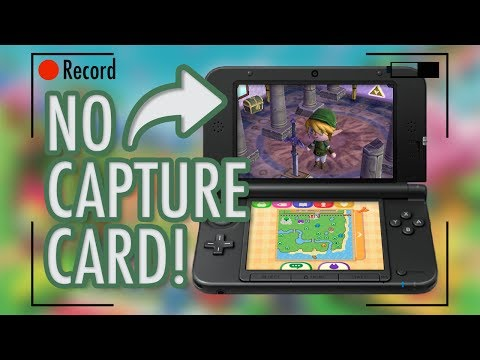 How to RECORD a Nintendo 3DS WITHOUT a Capture Card! (Record Screen Gameplay Tutorial)
