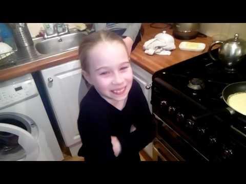 Amber's Scottish pancakes