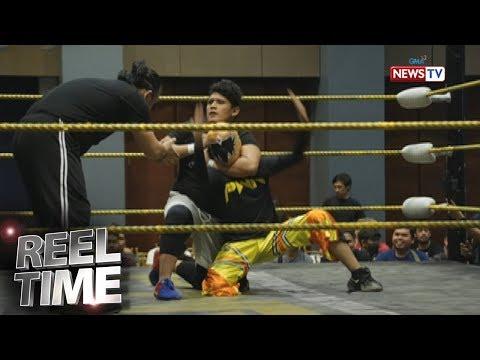 Reel Time: Paano ginagawa ang mga storyline sa Pinoy Wrestling?
