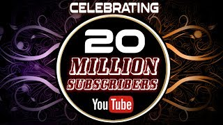 VENUS celebrates 20 MILLION SUBSCRIBERS ! !