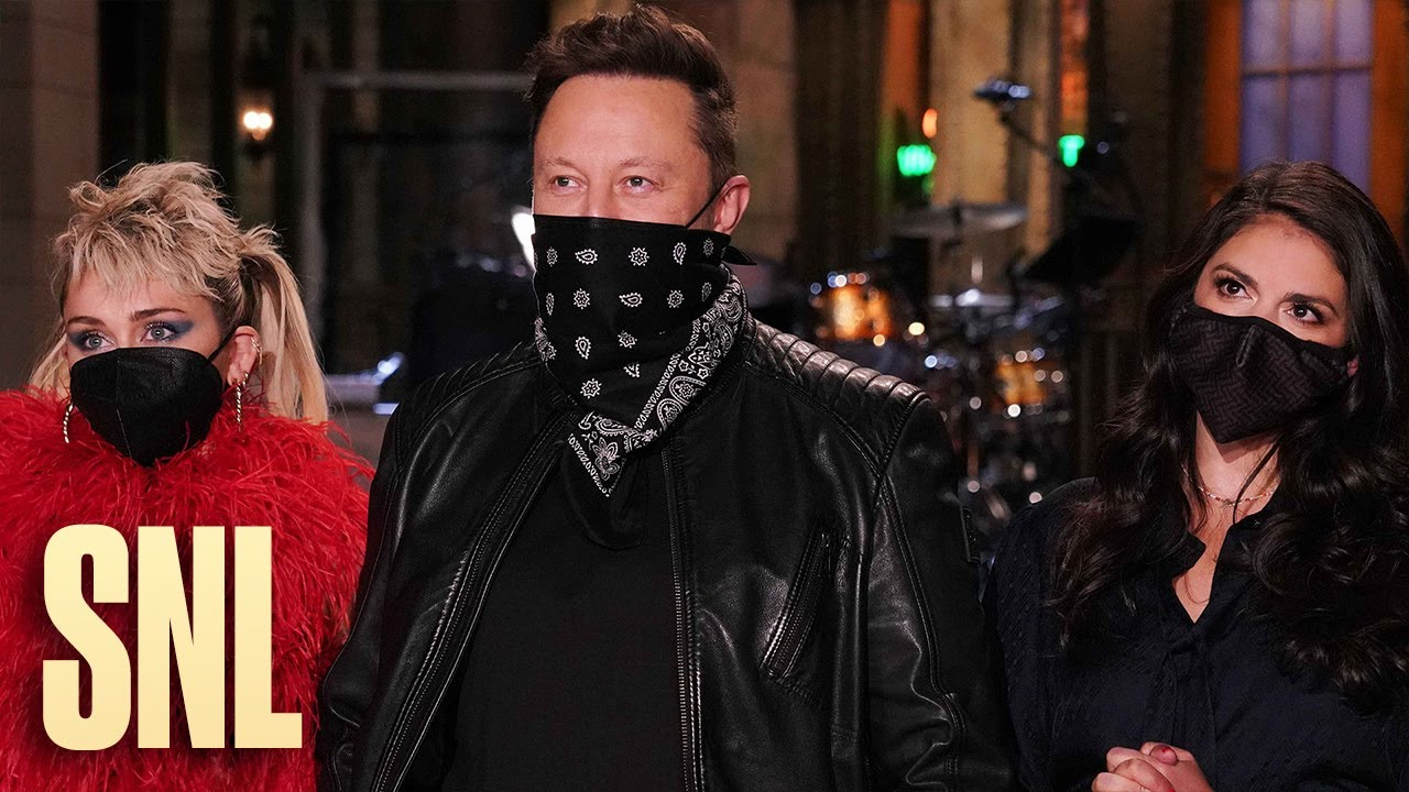 Elon Musk Promises to Behave on SNL