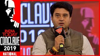Jyotiraditya Scindia Accuses BJP Of Politicising Pulwama Incident  | IT Conclave 2019