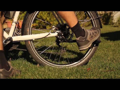 Pletscher ESGE Bicycle Kickstand - Video Review