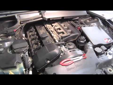E46 misfire diagnosis and coil pack swap