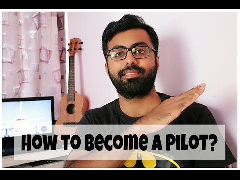 HOW TO BECOME A PILOT? | MEDICAL REQUIREMENTS FOR PILOT | DGCA | CLASS 2 MEDICAL | PART - 1