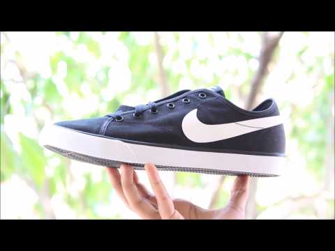 Nike Primo Court Solid Sneaker (On Feet)