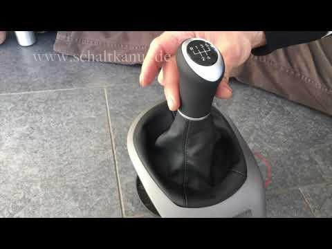 ICT Schaltknauf Einbauhilfe BMW Z4 Tutorial How To Change gear knob remove