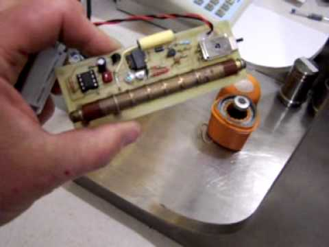Max's Geiger Counter Works (Hurray!)