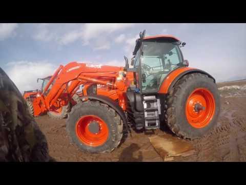 New 2017 Kubota M7 Series Tractor Drive