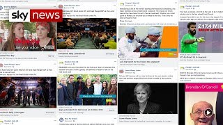 Facebook adverts target Remain areas of the UK ahead of people