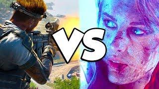 Black Ops 4 Blackout VS Battlefield 5 Firestorm...