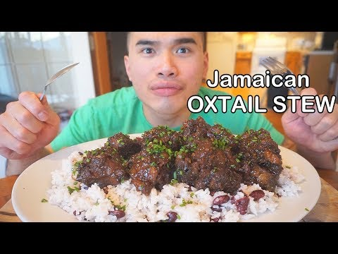 How to make JAMAICAN OXTAIL STEW