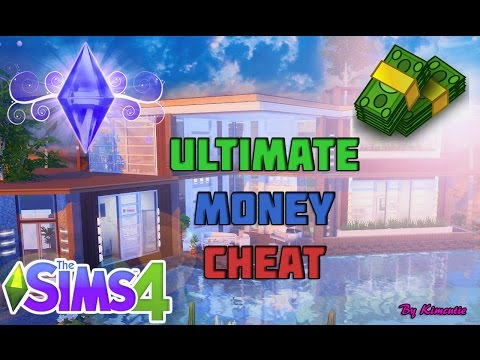 The Sims 4 - Unlimited Money + 9,999,999 Cheat