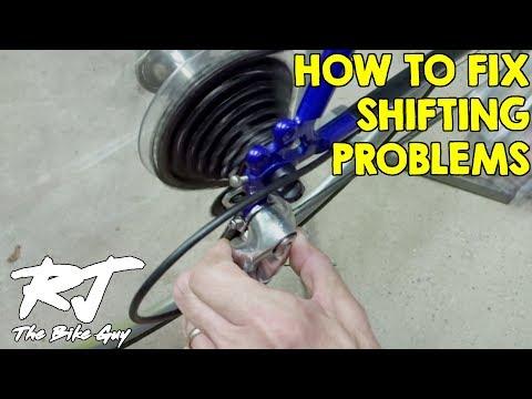 How To Fix Bike Not Shifting Gears