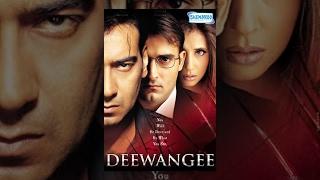 Deewangee Hindi Full Movie Ajay Devgan Akshaye Khanna Urmila Matondkar Bollywood Hit Film
