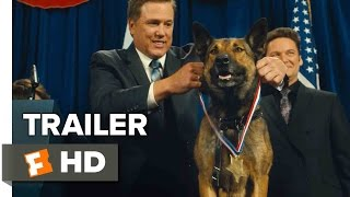 Max 2: White House Agent Official Trailer 1 (2017) - Zane Austin Movie