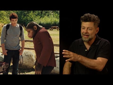 Andy Serkis Reveals His Favorite Scene from the 'Planet of the Apes' Franchise