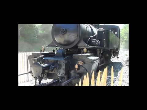 Train du Vivarais  : C.F.V -  MASTROU  retour de la Mallet 403