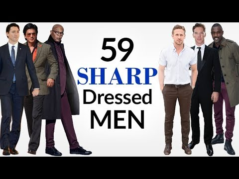 Who Is Your Style Inspiration? | 59 Sharp Dressed Men To Emulate