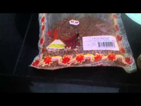 Biltong spice recipe in 2 minutes. (plus a quick chat about my box and prep)