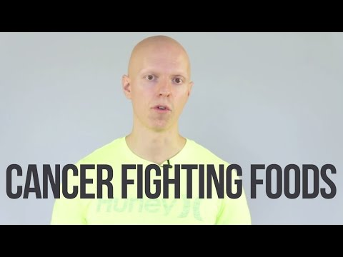 Cancer Fighting Foods They Don't Want You To Know About