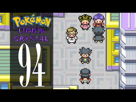 Pokémon Liquid Crystal - Episode 94: Mandarin City Siege