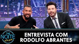 Entrevista com Rodolfo Abrantes | The Noite (23/06/20)