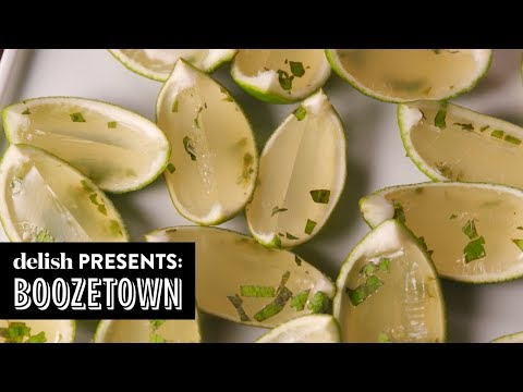 5 Moscow Mule Recipes You Need To Make Now | Boozetown | Delish | Ep 13